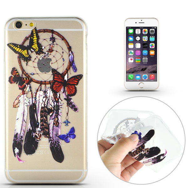Kryt pre iPhone 6 / 6S Dreamcatcher And Butterfly