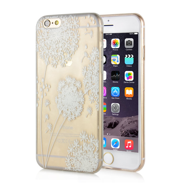Slicoo iPhone 6 Plus / 6S Plus kryt Dandelion