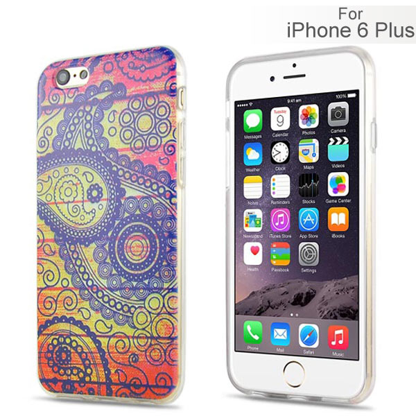 Slicoo iPhone 6 Plus / 6S Plus kryt Cute Jellyfish