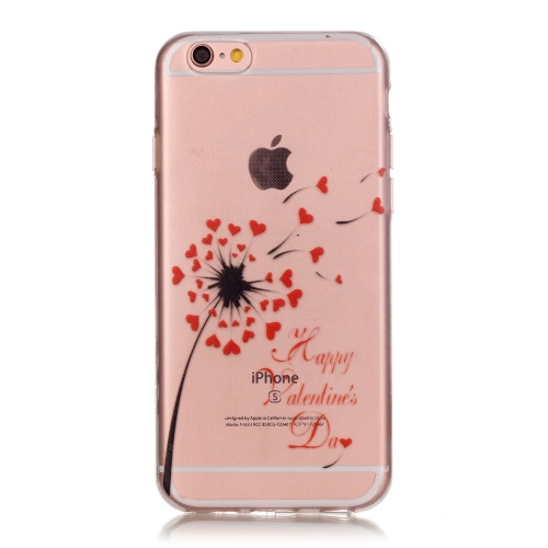 Slicoo iPhone 6 Plus / 6S Plus kryt Heart Dandelion