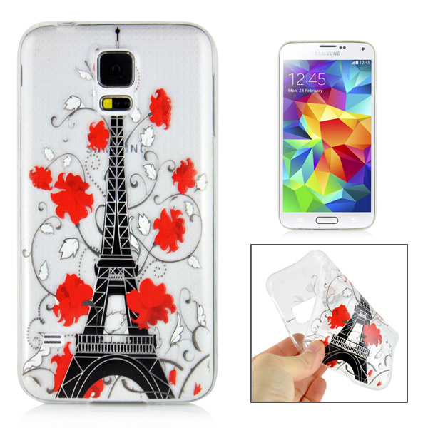 Slicoo Samsung Galaxy S5 kryt Eiffel Tower