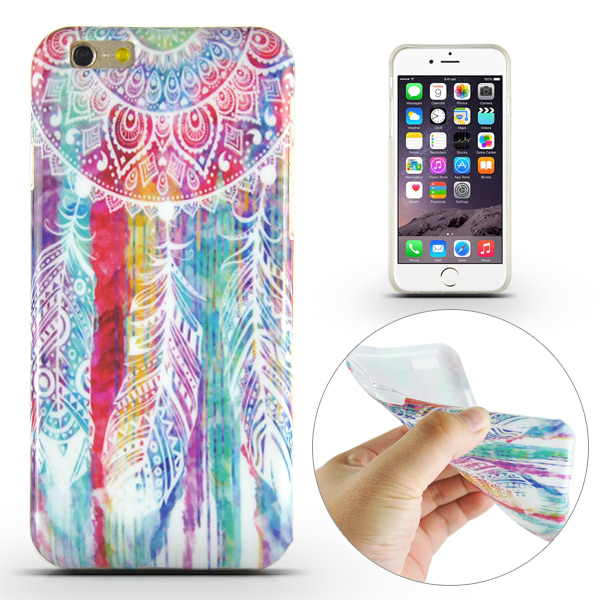 Kryt pre iPhone 6 / 6S Colorful Dreamcatcher