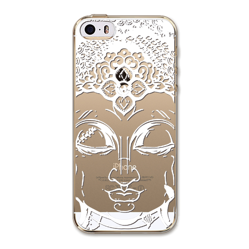 Slicoo iPhone 5   5S   SE kryt Buddha empty 18226583218