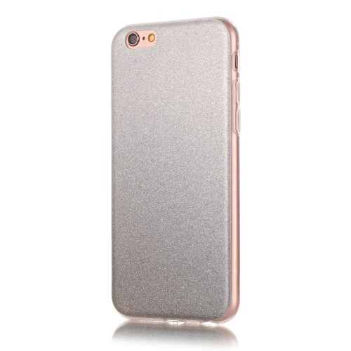 Slicoo iPhone 6 Plus / 6S Plus kryt Charming Color Gradient strieborny