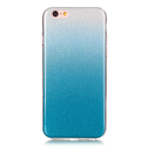 Slicoo iPhone 6 Plus / 6S Plus kryt Charming Color Gradient modrý