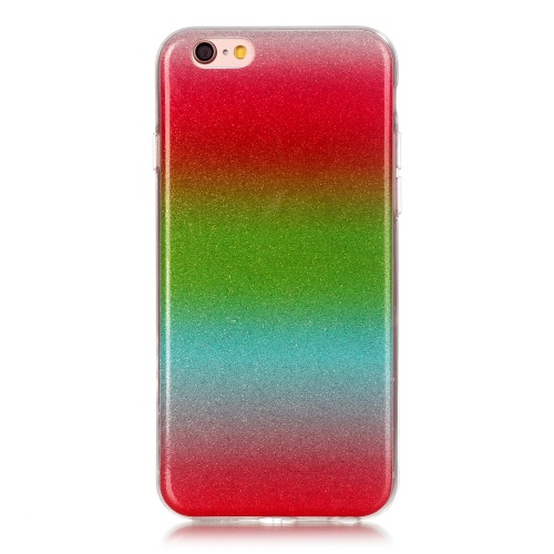 Slicoo iPhone 6 Plus / 6S Plus kryt Charming Color Gradient důhový