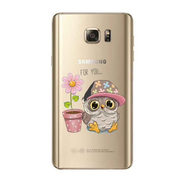 Kryt pre Samsung Galaxy S6 Edge Sova for you..