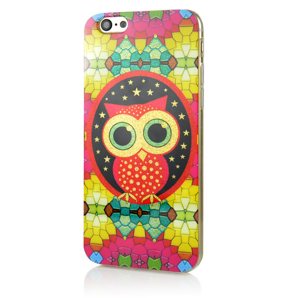 Kryt preiPhone 6 / 6S Red Owl TPU