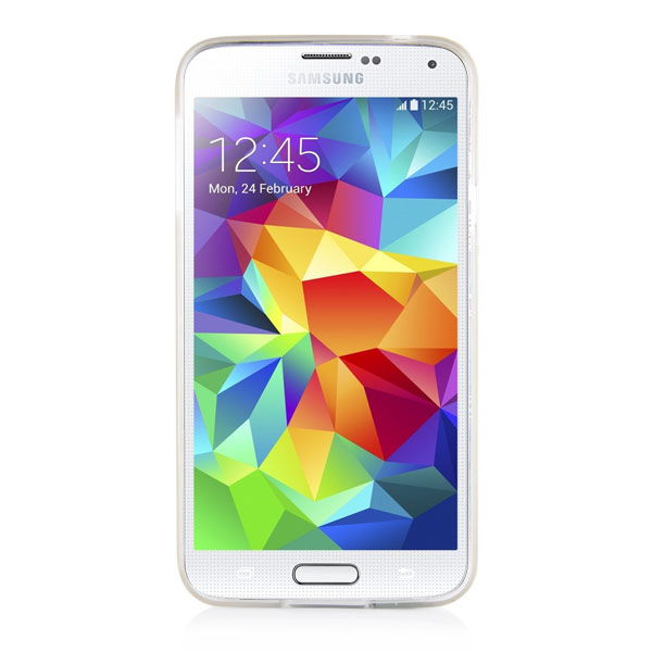 Slicoo Samsung Galaxy S5 kryt Colorful Cute Hands