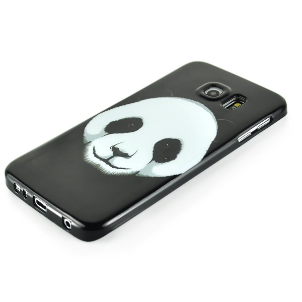 Slicoo Samsung Galaxy S6 Edge Plus kryt Panda