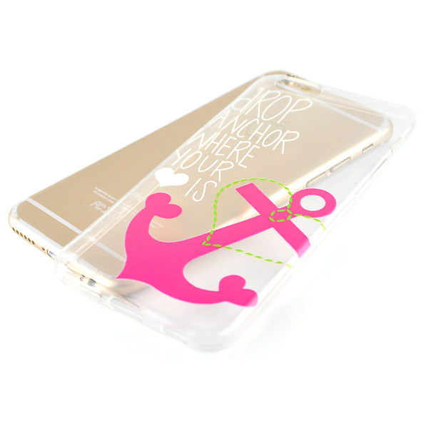Slicoo iPhone 6 Plus / 6S Plus kryt Anchor