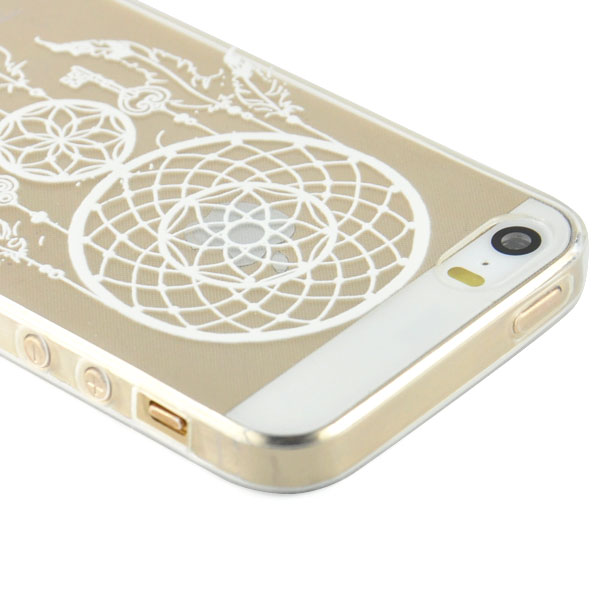 Slicoo iPhone 5 / 5S / SE kryt Dreamcatcher With Keys