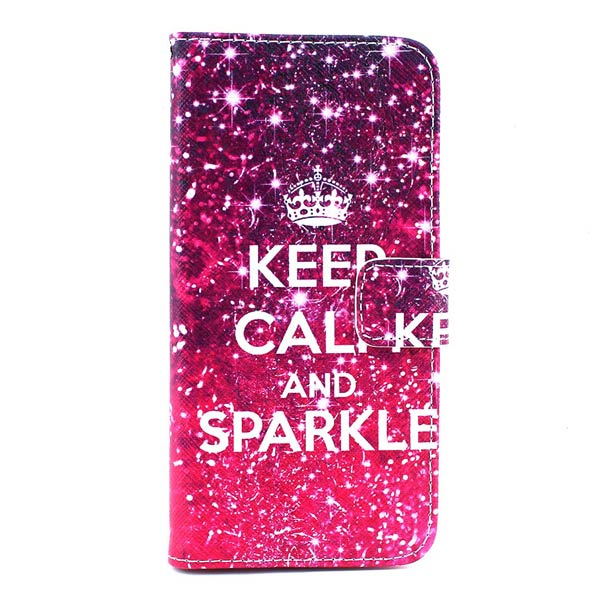 Slicoo iPhone 6 Plus / 6S Plus puzdro Keep Calm