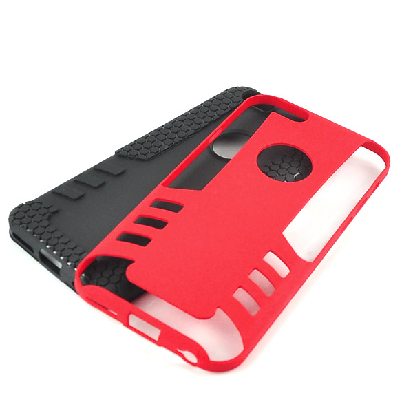 Slicoo iPhone 6 Plus / 6S Plus kryt Rocket TPU červený