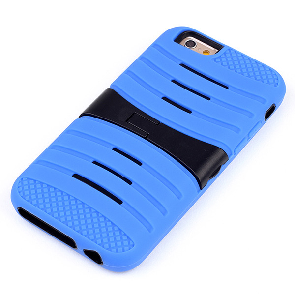 Slicoo iPhone 6 / 6S Steady Shockproof modrý